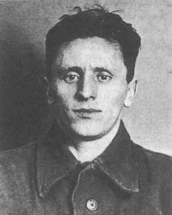 Ходик Франц (Hodik Franz). Тюремное фото.