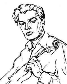 солист оркестра Большого театра - Игорь Васильевич Солодуев (МС)