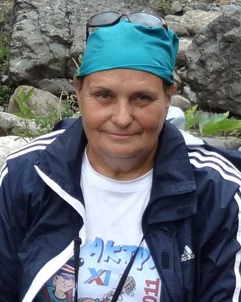 Буняева Валентина Сергеевна