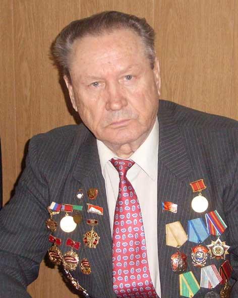 Бондарчук Николай Михайлович