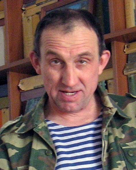 Кочегаров Сергей Алексеевич