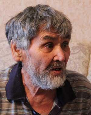 Дисангали Умарович Жумадилов, ныне житель Заринска: