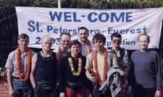 Эверест 2003, В Катманду