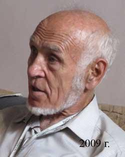 Валентин Божуков – ветеран из ветеранов