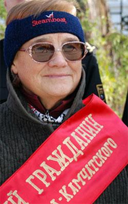 Аграновская (Смолинова) Людмила Семеновна