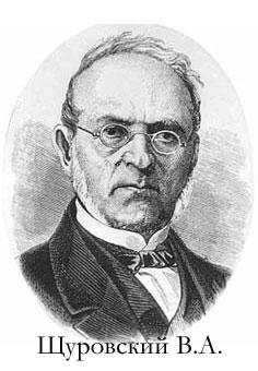 Щуровский Григорий Ефимович