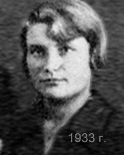Нарбут Констанция Иосифовна