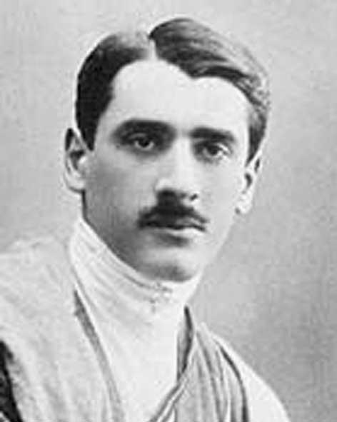 Николадзе Георгий Николаевич (1888-1931)