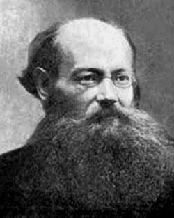 Альпинисты Северной столицы. Северцов Николай Алексеевич.
