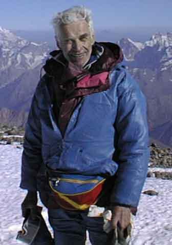 Иванов Дмитрий Петрович - МС СССР по альпинизму, профессор СПбГТУ - 69. Эльбрус!